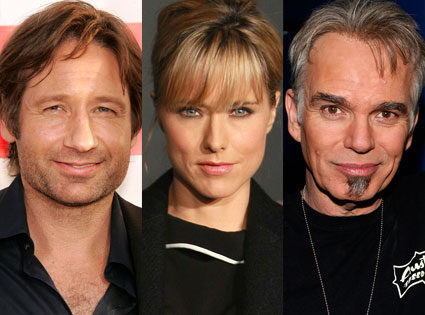 David Duchovny, Tea Leoni, Billy Bob Thornton