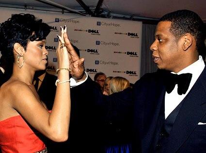 Rihanna, Jay- Z