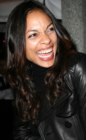 Rosario Dawson from The Big Picture: Today's Hot Photos ...