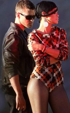 Rihanna, Justin Timberlake
