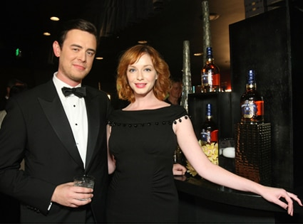 Colin Hanks, Christina Hendricks