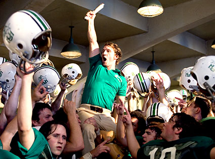 We Are Marshall, Matthew McConaughey