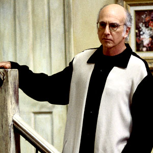 Curb Your Enthusiasm, Larry David