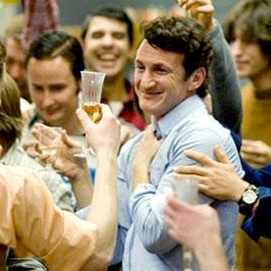 Milk, Sean Penn