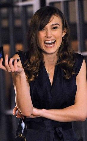 Keira Knightley Says Never, Sparks Clone War | E! News  Keira Knightley