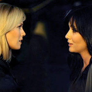 Jennie Garth, Shannen Doherty