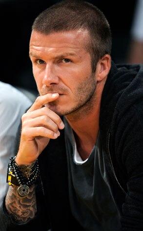 David Beckham's Bodyguard in Paparazzi Punch-Up | E! News  David Beckham