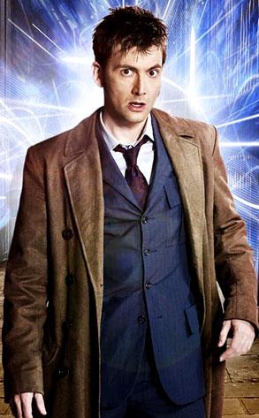 David Tennant, Dr. Who