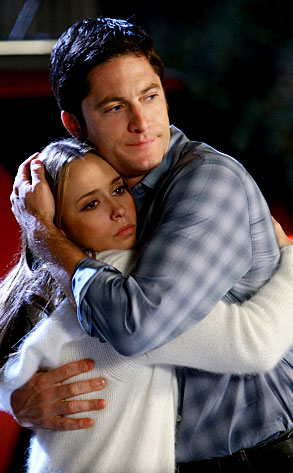 Ghost Whisperer, Jennifer Love Hewitt, David Conrad