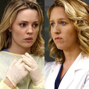 Melissa George, Brooke Smith, Grey's Anatomy