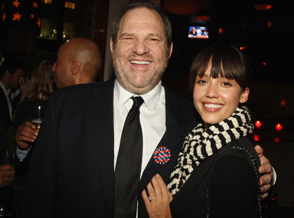 Harvey Weinstein, Jessica Alba