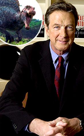 Michael Crichton, Jurassic Park