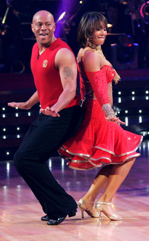 Maurice Greene, Dancing with the Stars
