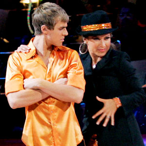 DWTS, Cody Linley