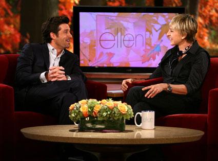 Patrick Dempsey, Ellen Degeneres