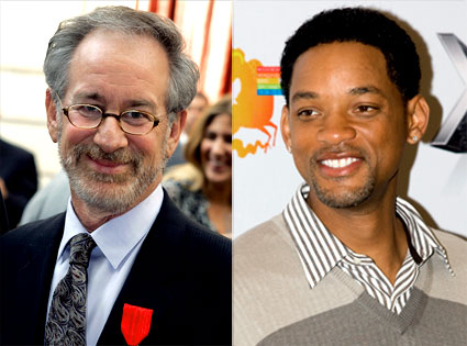 Will Smith, Steven Spielberg