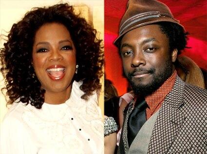Oprah, Will.i.am
