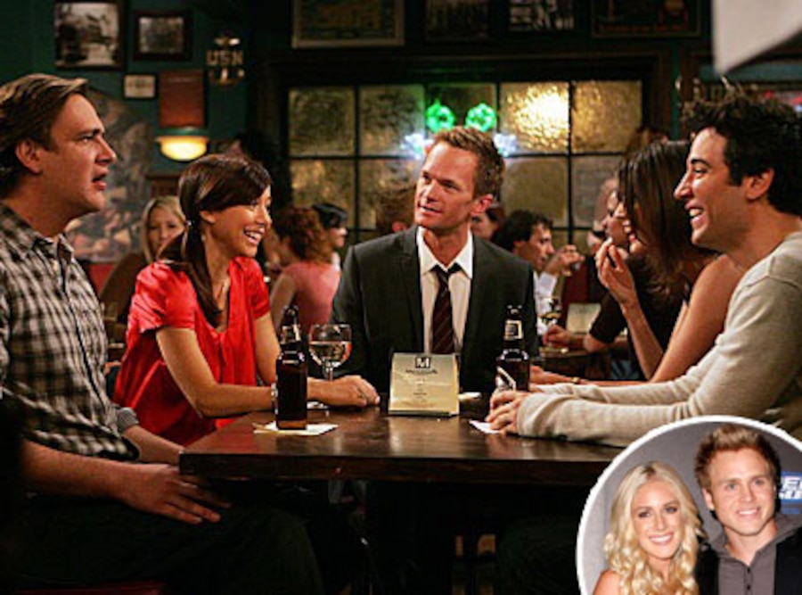 How I Met Your Mother, Heidi Montag, Spencer Pratt