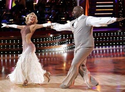 Kym Johnson, Warren Sapp, Dancing with the Stars