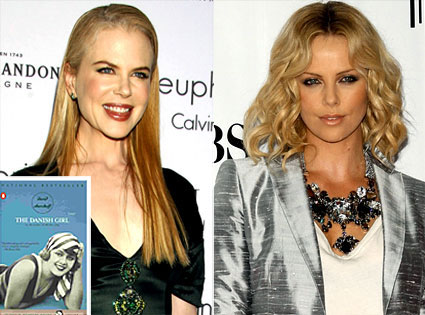Nicole Kidman, Charlize Theron, The Danish Girl