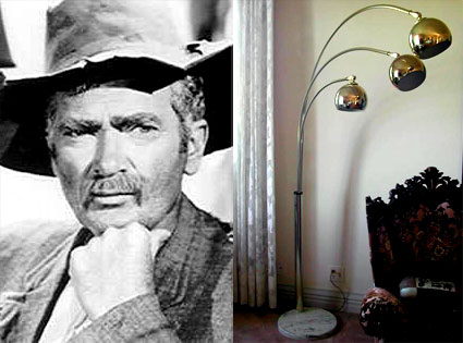 Buddy Ebsen, The Arc Lamp