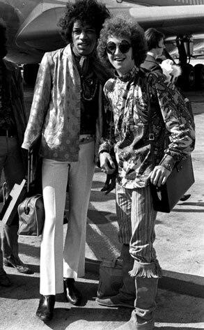 Mitch Mitchell, Jimi Hendrix