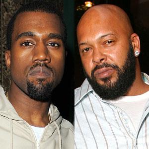 Kanye West, Suge Knight