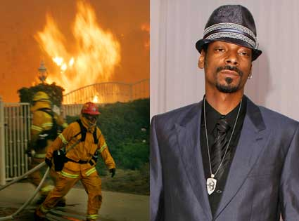 Orange County Fire, Snoop Dogg