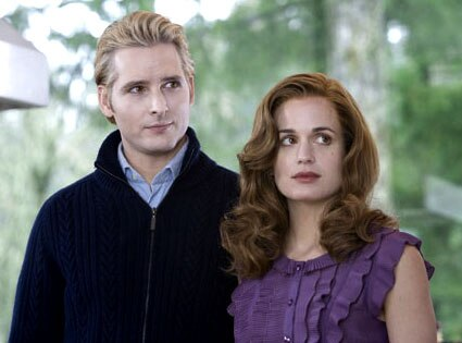Peter Facinelli, Elizabeth Reaser, Twilight