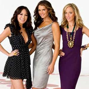 Lipstick Jungle, Lindsay Price, Kim Raver, Brooke Shields