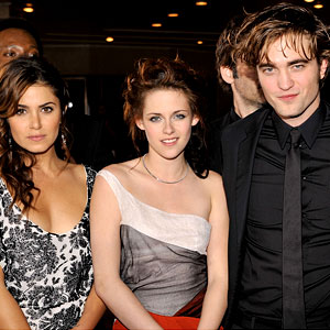 Nikki Reed, Kristen Stewart, Robert Pattinson