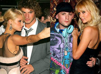 Paris Hilton, Stavros Niarchos, Benji Madden