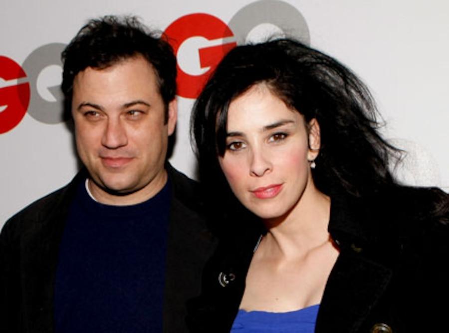 Jimmy Kimmel, Sarah Silverman, GQ Awards
