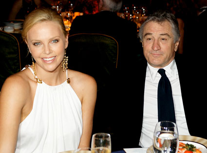 Charlize Theron, Robert DeNiro