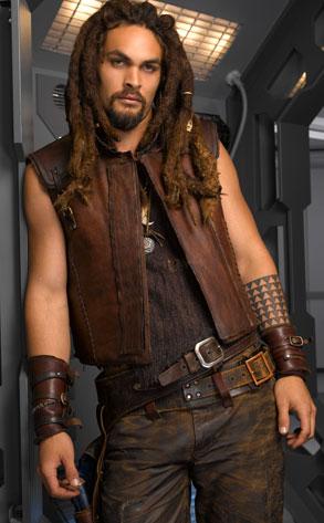 Jason Momoa, Stargate Atlantis