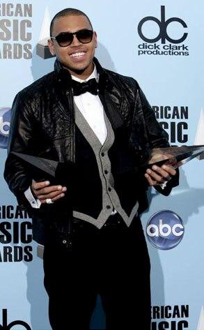 Chris Brown, AMA 2008