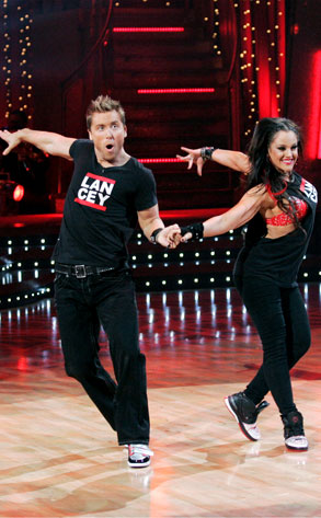 Lance Bass, Dancing with the Stars