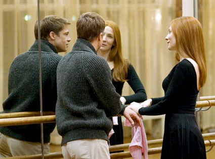 The Curious Case of Benjamin Button, Brad Pitt, Cate Blanchett