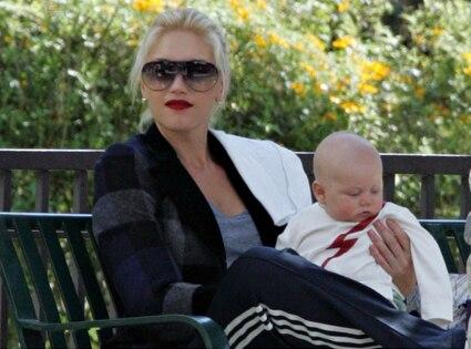 Gwen Stefani, Zuma Rossdale