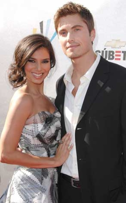 Roseyln Sanchez, Eric Winter