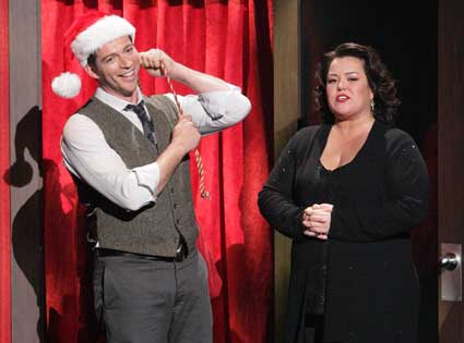 Rosie O'Donnell, Harry Connick Jr.