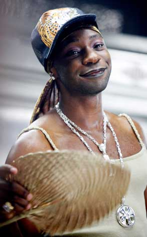 Nelsan Ellis, True Blood