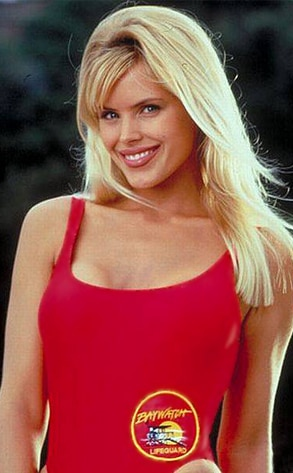 Gena Lee Nolin on Baywatch