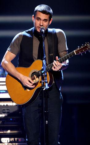 John Mayer, Grammy Concert