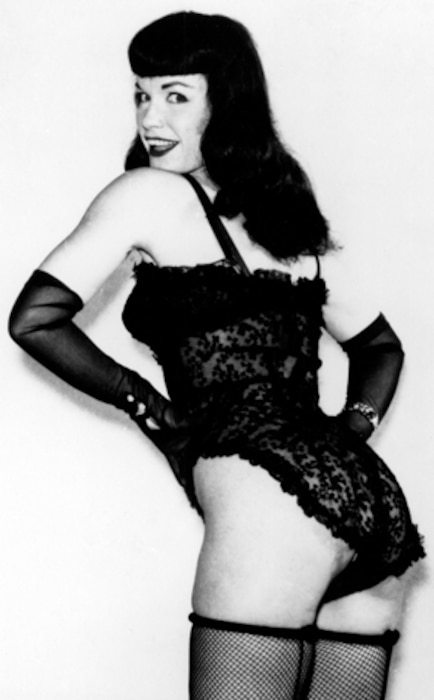Pinup Queen Bettie Page Dead at 85 | E! News