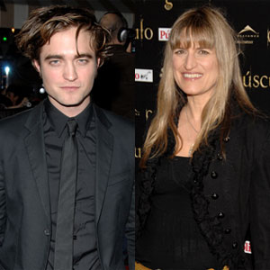 Robert Pattinson Catherine Hardwicke