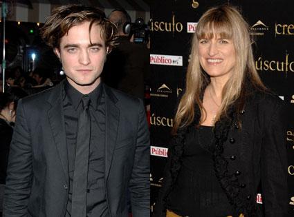 Robert Pattinson, Catherine Hardwicke