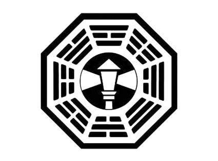 Dharma logo, Lost