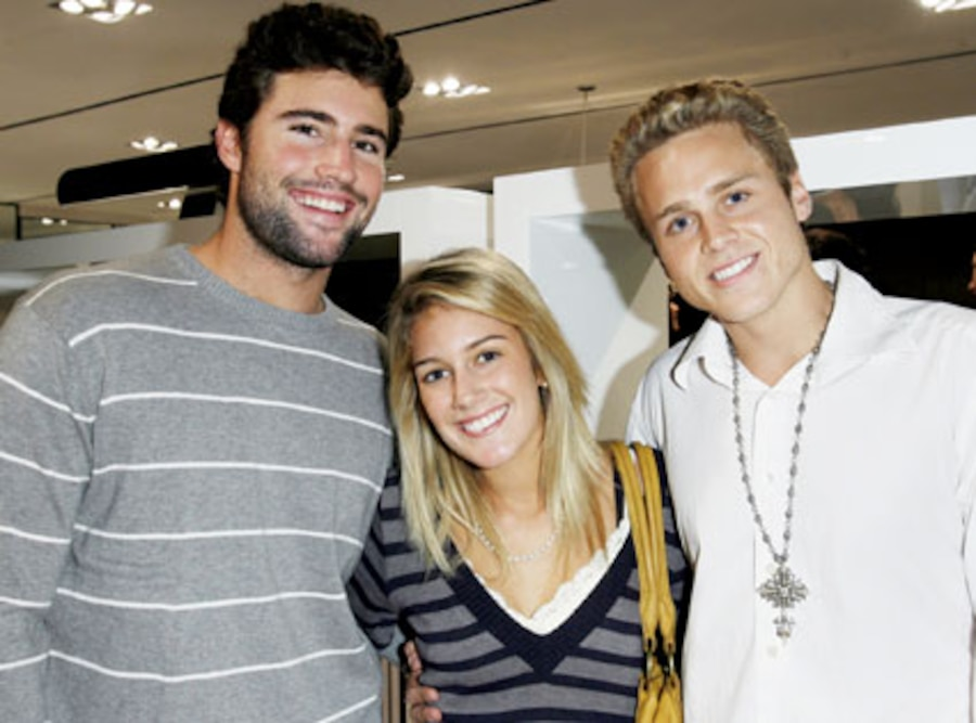Brody Jenner, Heidi Montag, Spencer Pratt