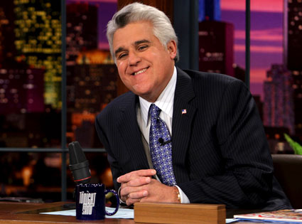 Jay Leno, Tonight Show